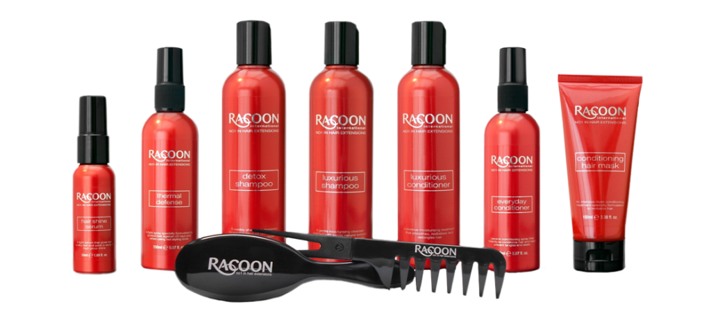 Haircare Racoon International No1 In Hair Extensions