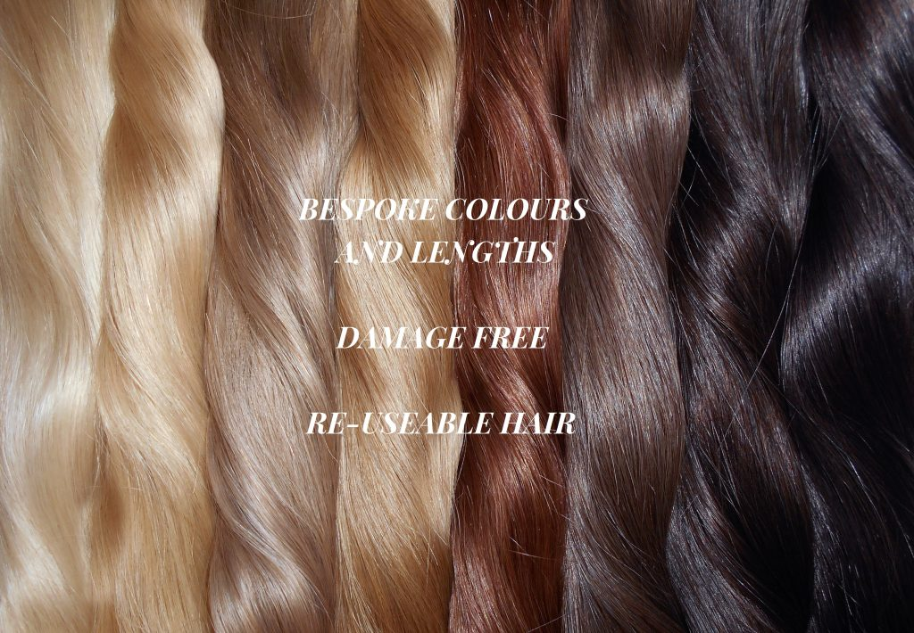 The Beauty Of Hair Extensions Racoon International No1 In Hair